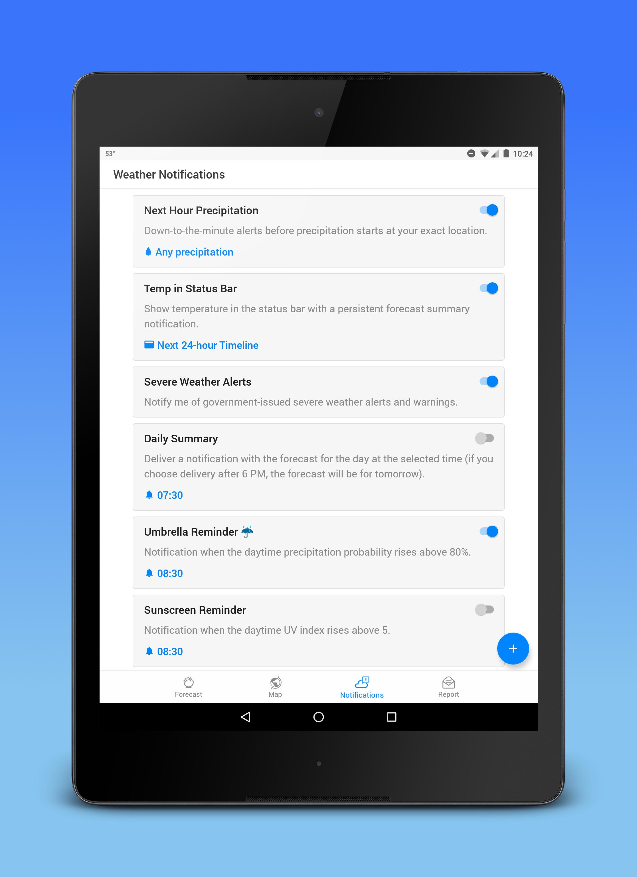 Dark Sky for Android - APK Download