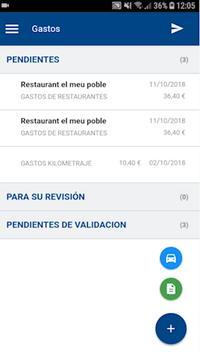 Trigo Gastos screenshot 1