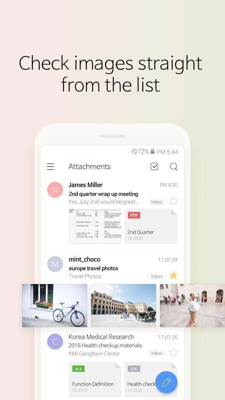 Daum Mail - 다음 메일 for Android - APK Download