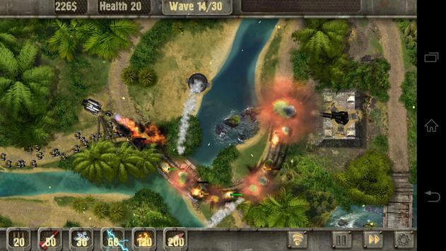 Defense Zone HD Lite imagem de tela 1