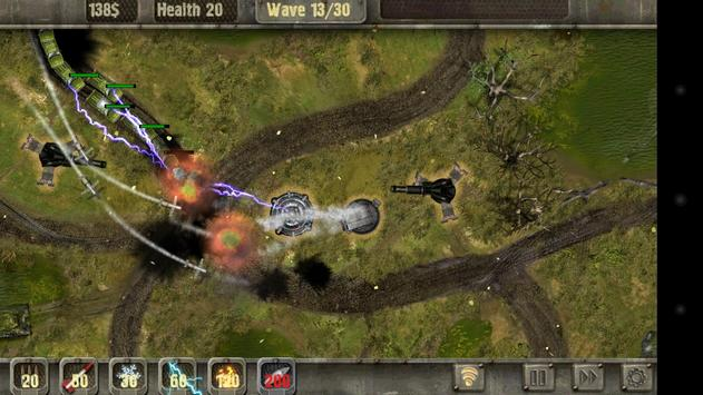 Defense Zone HD Lite imagem de tela 6