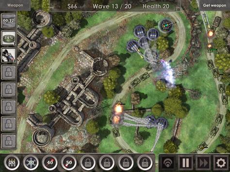 Defense Zone 3 HD screenshot 13