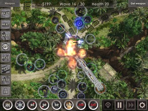 Defense Zone 3 HD screenshot 22
