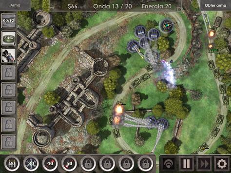 Defense Zone 3 HD imagem de tela 21
