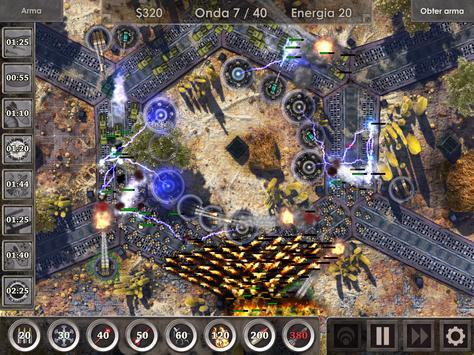 Defense Zone 3 HD imagem de tela 1
