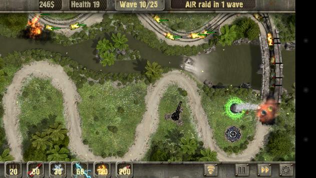 Defense Zone HD imagem de tela 13