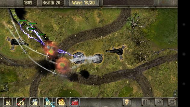 Defense Zone HD imagem de tela 12