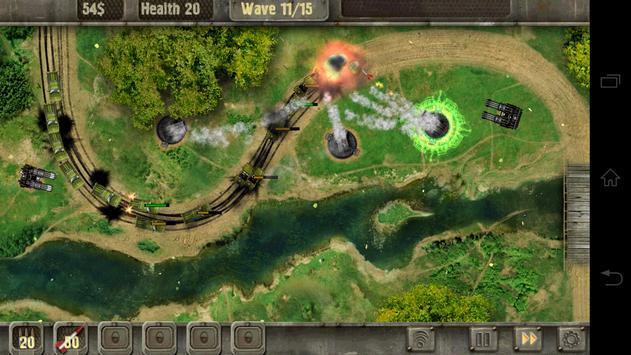 Defense Zone HD imagem de tela 15