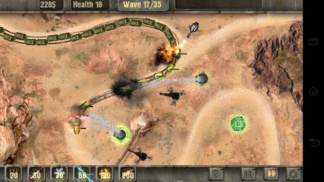 Defense Zone HD imagem de tela 18