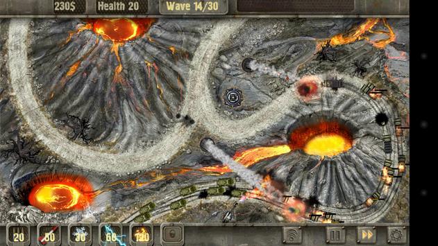 Defense Zone HD imagem de tela 19