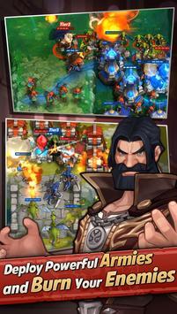 Castle Burn - RTS Revolution screenshot 3