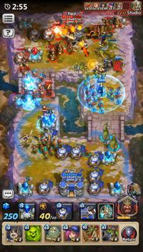 Castle Burn - RTS Revolution screenshot 5