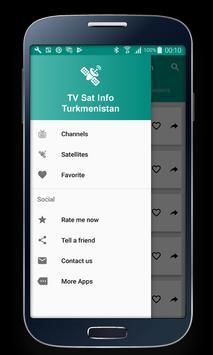 TV Sat Info Turkmenistan poster