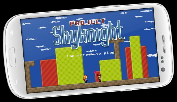 Project Shyknight poster