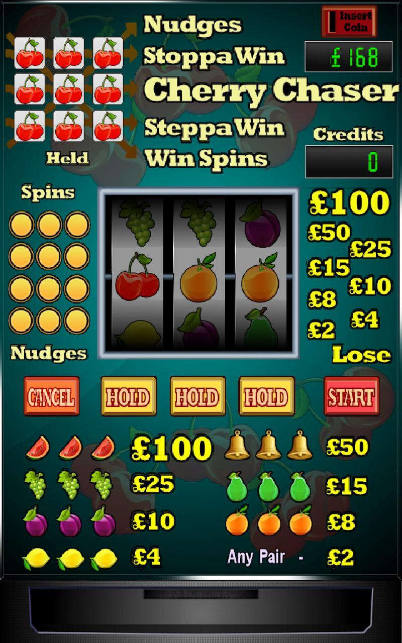 Cherry chaser slot machine online casino no deposit no download