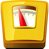 Handy Weight Loss Tracker, BMI icon