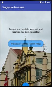 Mosque & Prayer Room Singapore poster