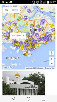Mosque & Prayer Room Singapore screenshot 7