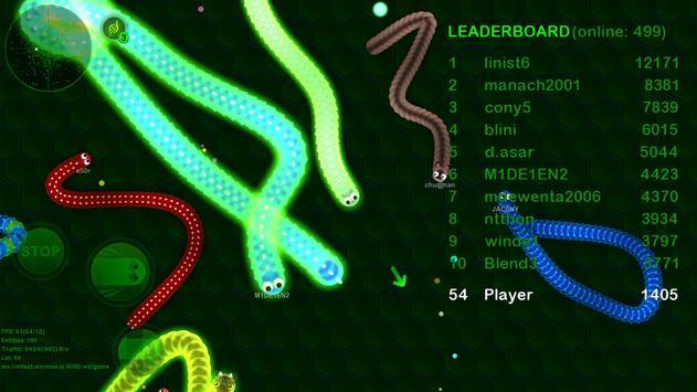 Wormax.io screenshot 6