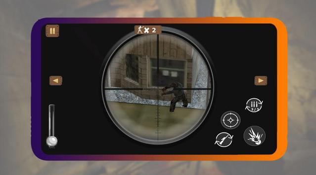 Zombie Sniper Shooter screenshot 3