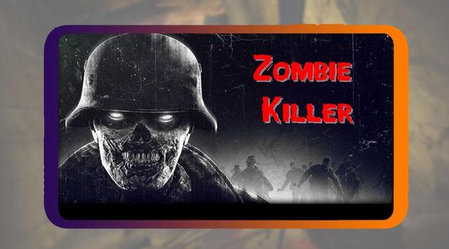Zombie Sniper Shooter poster