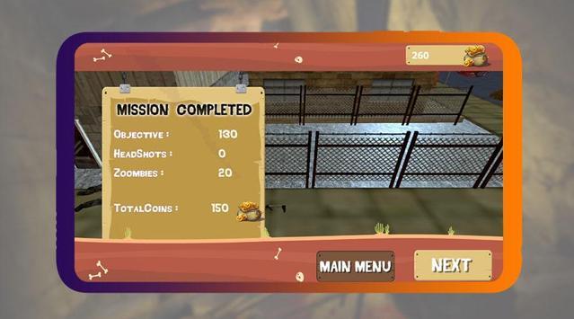 Zombie Sniper Shooter screenshot 4