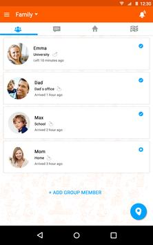 Family Locator – Parental & Kids App screenshot 4