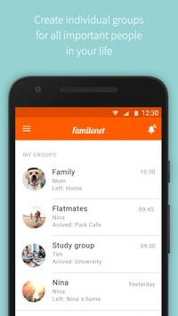 Family Locator – Parental & Kids App poster