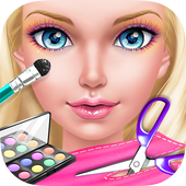 Fashion Doll: Shopping Day SPA ❤ Dress-Up Games icon