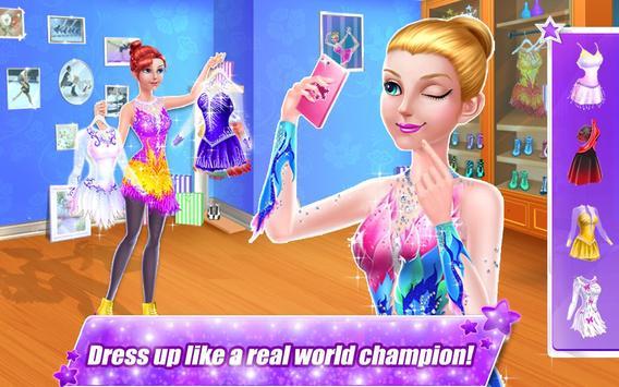 Ice Skating Superstar - Perfect 10  ❤ Dance Games screenshot 5