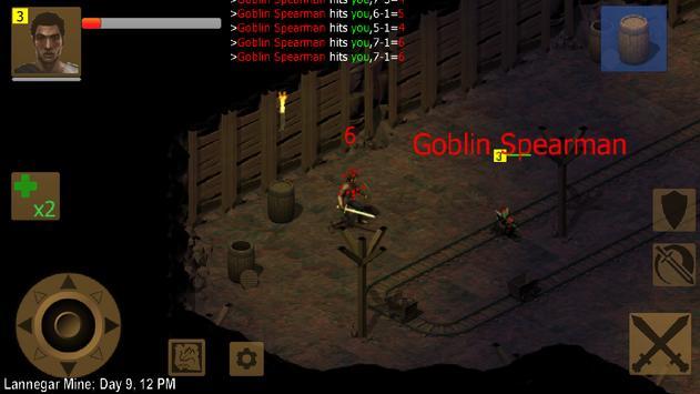 Exiled Kingdoms imagem de tela 2