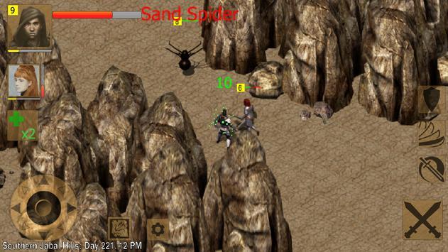 Exiled Kingdoms imagem de tela 4