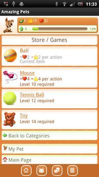 Amazing Pets Screenshot 3