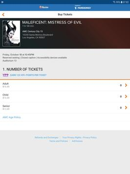 Movies by Flixster, with Rotten Tomatoes screenshot 10