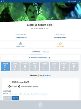 Movies by Flixster, with Rotten Tomatoes screenshot 5