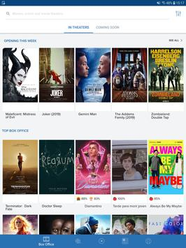 Movies by Flixster, with Rotten Tomatoes screenshot 8