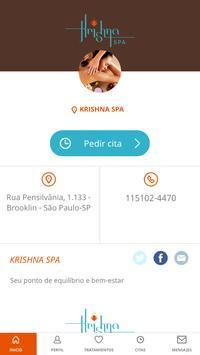 Krisnha Spa screenshot 1