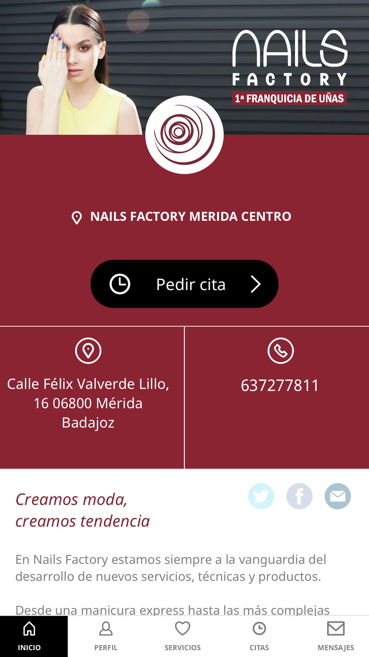 Nails Factory For Android Apk Download