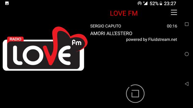 LOVE FM screenshot 5