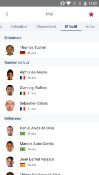 Foot Mercato : transferts, résultats, news, live Screenshot 5