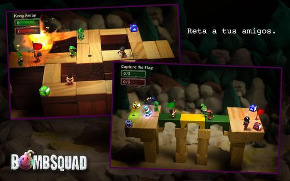 BombSquad captura de pantalla 1
