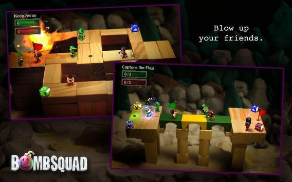 13 Schermata BombSquad
