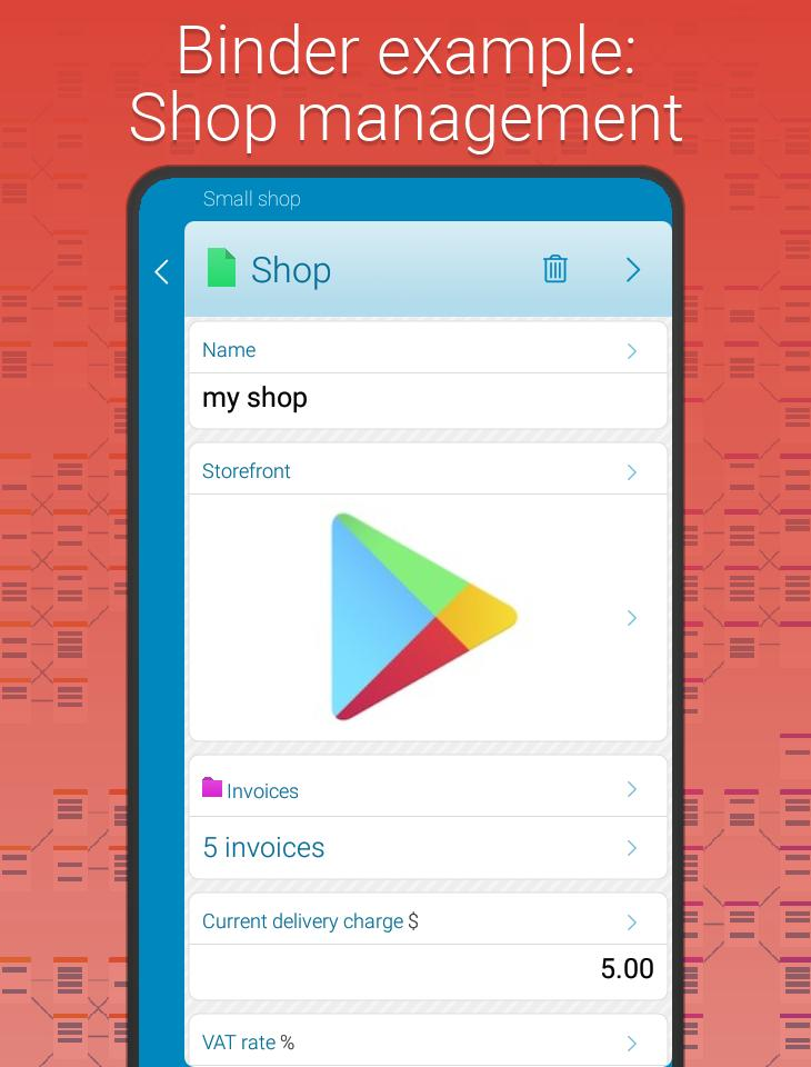 Binders for Android - APK Download