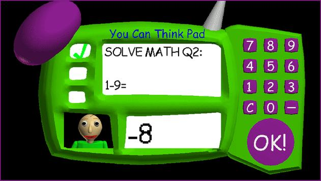 New Best Math: Notebook & learning in school 4 poster