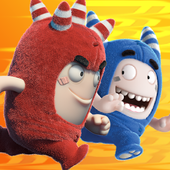 Oddbods Turbo Run on pc