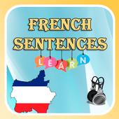 أكثر الجمل الفرنسية شيوعاً icon