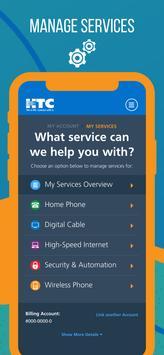 HTC My Account Screenshot 2