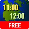 World Clock Widget icono