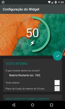 Battery Widget Reborn 2021 imagem de tela 1