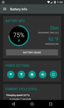 2 Schermata Battery Widget Reborn (Free)